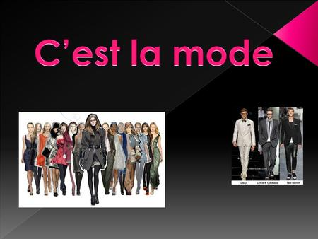 C'est la mode is an online rental fashion retailer offering a wide range of the latest branded fashion clothing to rent. The business also has a selection.