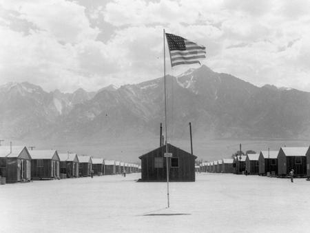 The Internment of the Japanese Americans Presented by A. Z.