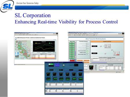 SL Corporation Enhancing Real-time Visibility for Process Control