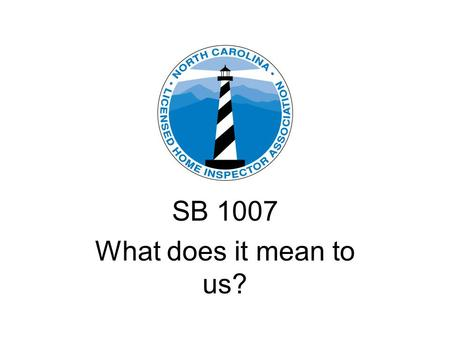 SB 1007 What does it mean to us?. What are the changes? The bill gives the Board authority to increase CE requirements up to 20 hours per year. Requires.