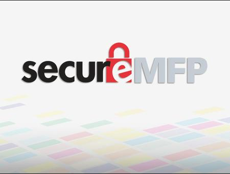 Overview Business Risk Secure MFP Program Device Security Access Security Document Security End of Life Security.