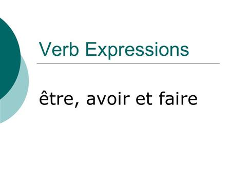 Faire + infinitive examples?