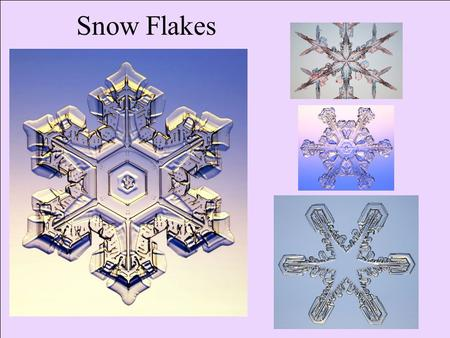 Snow Flakes. Naming Binary Covalent Compounds The first element in the formula is named first, followed by the second with the suffix -ide Prefixes are.
