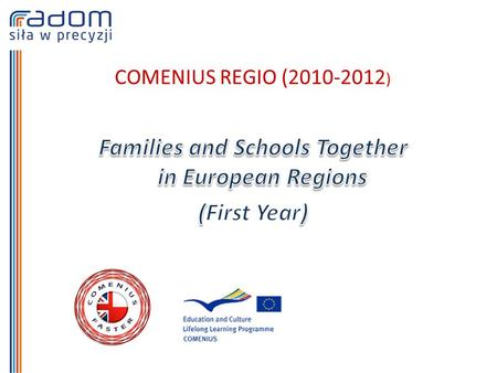 presentation of current educational systems and teaching practices in the UK and Poland, the baseline assessment of the social, family and school situation.