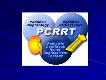 CVVH vs CVVHD Does it Matter? Patrick D. Brophy MD University of Michigan Pediatric Nephrology.