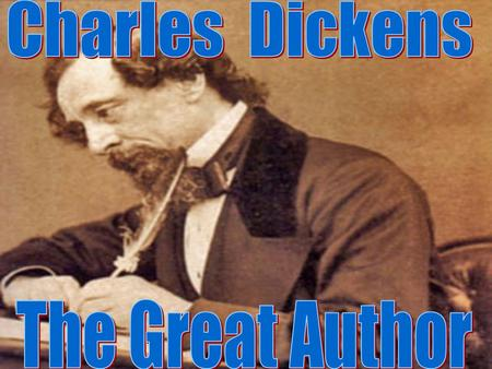 The famous writer Charles Dickens was born in Portsmouth, England on 7 th February, 1812. The house has miraculously survived and is now preserved as.