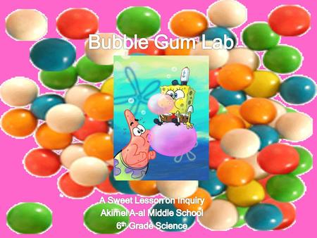 Do you know why bubble gum is pink? The color of the first successful bubble gum was pink because it was the only color the inventor had left. The color.