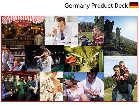 Germany Product Deck. Slide no. 2 © South African <strong>Tourism</strong> 2010 Slide no. 2 © South African <strong>Tourism</strong> 2010 How long do they stay? Which provinces do they.