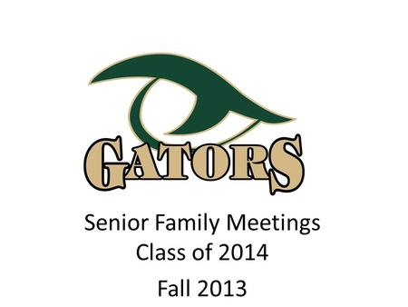 Senior Family Meetings Class of 2014 Fall 2013. River Bluff High School Approximately 1470-1500 students Flexible Modular (Flex Mod) Schedule Independent.