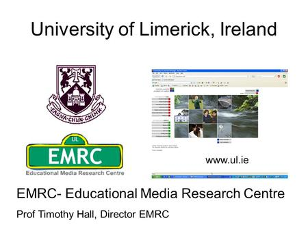 University of Limerick, Ireland
