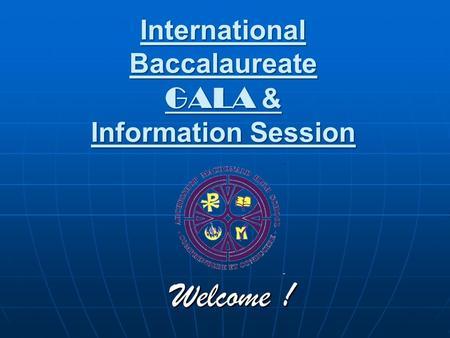 promoting intercultural understanding international baccalaureate program essay International baccalaureate robotics reidsville  peaceful world through intercultural understanding and  promoting an understanding of another.