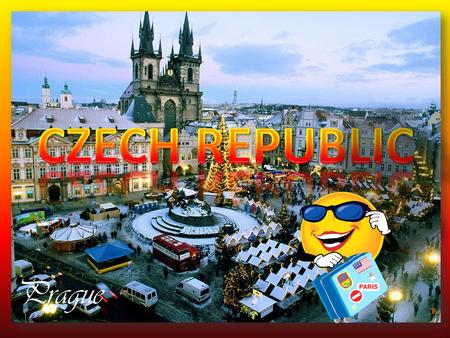 Prague. Czech Republic Its population is: 10 467 542 inh. and surface area is 78 866 Km 2. The official language is the Czech. Its capital is Prague.