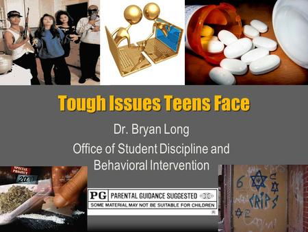 teens face that challenges