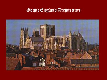 Gothic England Architecture Dr. Jekyll and Mr. Hyde by Robert Louis Stevenson Biography And Background.