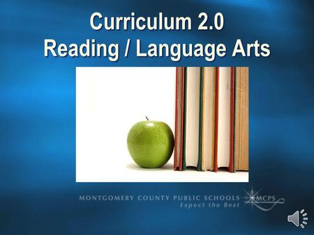 Curriculum 2.0 Reading / Language Arts By the end of third grade, students: Create and follow rules for collaborative conversations. Acquire and use.