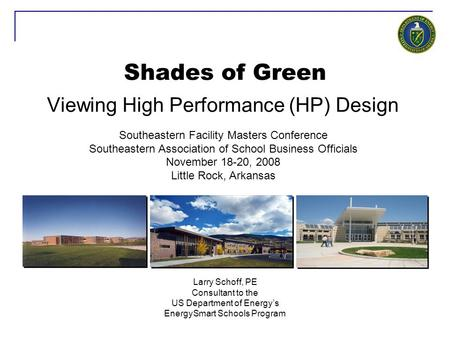 Viewing High Performance (HP) Design
