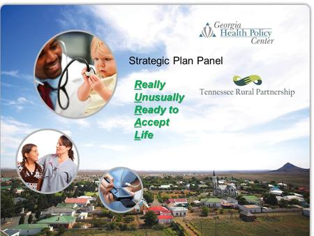 U Strategic Plan Panel Really Unusually Ready to Accept Life.