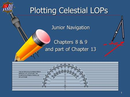 Plotting Celestial LOPs