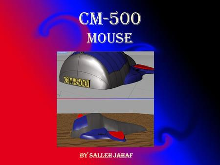 CM-500 MOUSE By Salleh Jahaf. Ideations Here are my 17 ideation drawings. The design that I was most interested in were the mice with the slender tails.