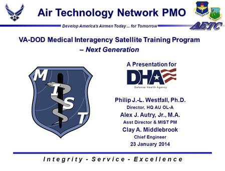 Air Technology Network Pmo Promoting Managing And