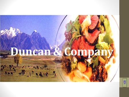 Duncan & Company. Contents 1.Duncan & Co Introduction 2.Market Case Study: Germany cf Non-Europe 3.Industry Profitability 4.Summary/Conclusions.