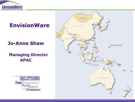 Jo-Anne Shaw Managing Director