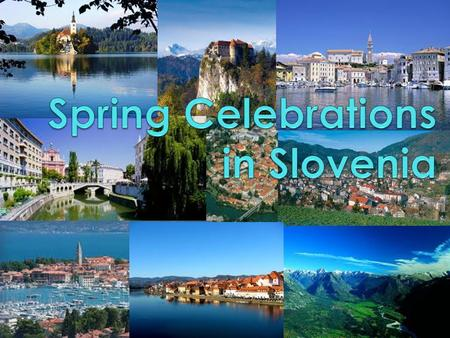 Spring provides us with fresh and vibrant colors, it brings new joy and new starts and also spring holidays.