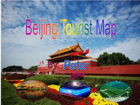 Beijing Palace Museum Beijing Palace Museum Bird nest Olympics park Science hall Great Wall Water Cube.