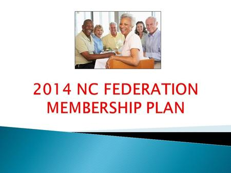 INTRODUCTION  Have been working under the 2011-2012 Retention and Action Plan for the past 2 years  NC Federation of Chapters is in transition  It's.