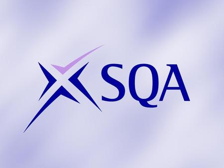 Address SQA sends certificate to Scottish Candidate Number (SCN) Point of contact for certification queries.