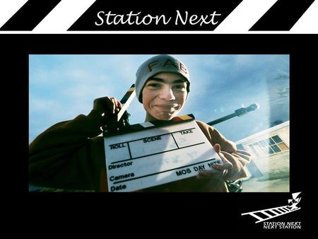Station Next. Susanne Wad Film Studies Director One of the Originators of Station Next.