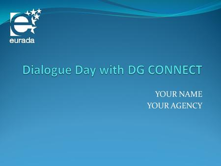 YOUR NAME YOUR AGENCY. 1. What are the key elements of the regional strategy for ICT ?