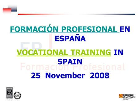 Guidance provision and promotion of social justice in for Formacion profesional cocina madrid