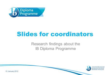 Experience the Diploma Programme