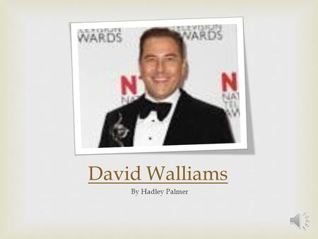David Walliams By Hadley Palmer Books David Walliams has written 6 books. They are boy in the dress, Mr Stink, Gangsta Granny, Billionaire Boy, Rat Burger.