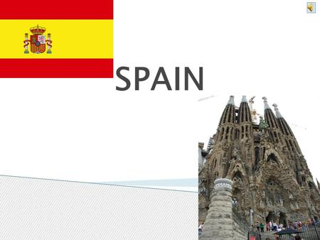 SPAIN.  the third largest European country  takes up most of the Iberian Peninsula, Balearic Islands in the Mediterranean, the Canary Islands in the.