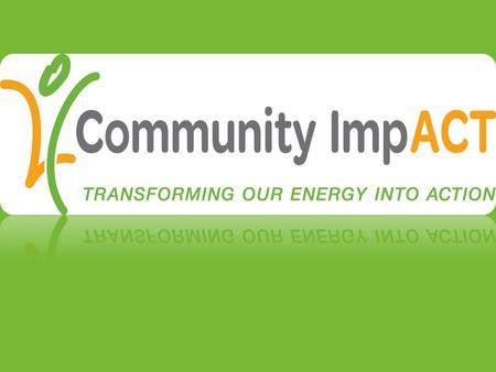 What is Community ImpACT? We encourage all local employees to get involved in the program and contribute to its success. Schneider Electric's community.