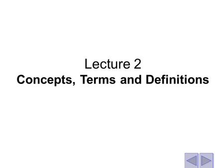 "Lecture 2 Concepts, Terms and Definitions. Display Devices They are divided into a lot of small squares called pixels (""PICture ELements""). Each pixel."