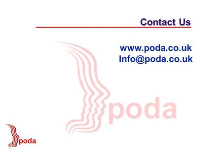 Contact Us  Look beneath the surface.......... discover a new dimension in management development Discovery.