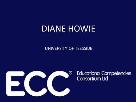 DIANE HOWIE UNIVERSITY OF TEESSIDE. What are the financial pressures on HE- and what do Finance colleagues want from HR? Diane Howie Deputy Director of.