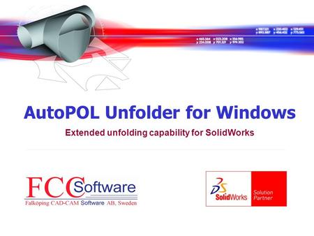 AutoPOL Unfolder for Windows