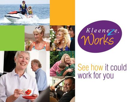 Kleeneze works to give you what you want from life Earn extra money Work flexible hours around your family, studies or job Be your own boss Make your.