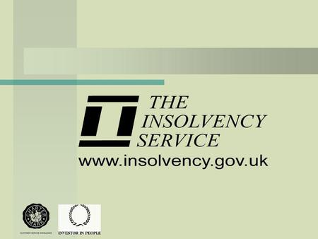 ENTERPRISE ACT 2002 EVALUATION OF THE CORPORATE INSOLVENCY PROVISIONS.