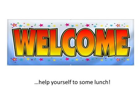 …help yourself to some lunch!. EMC Technical Assistance Project Andrew Pritchard Director of Policy & Infrastructure.