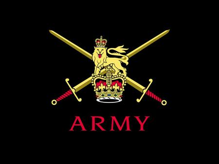 Aim To introduce you to the United Kingdom and the British Army so you understand where to get advice and information to help you settle.