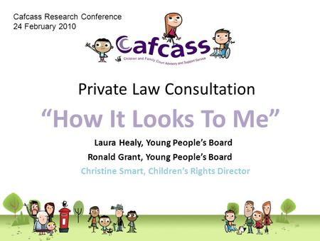 Private Law Consultation