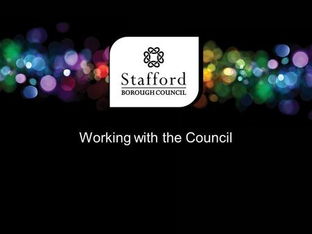 Working with the Council. How can we help…  Establishing and maintaining links with landlords, letting agents and landlord groups  Helping to build.