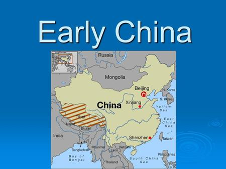 Early China. Terms to Know   Confucius   Tao   Legalism   Dynasty   Footbinding   Chinese Society  The Silk Road  Mongols  Isolationism.