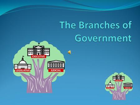 EXECUTIVE BRANCH The purpose of the Executive Branch is to carry out the laws. President Vice President Cabinet.