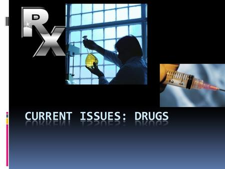 ROLE OF DRUGS Lesson Essential Question: How does drug dependency lead to violent crimes?